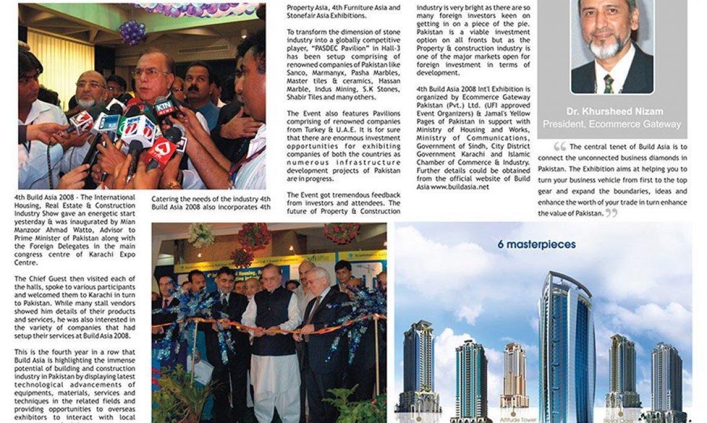 Event Bulletin - Build Asia 2008