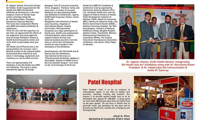 Event Bulletin - Health Asia 2009