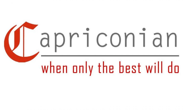 Logo Designing - HortonTech Property Services - Capriconian