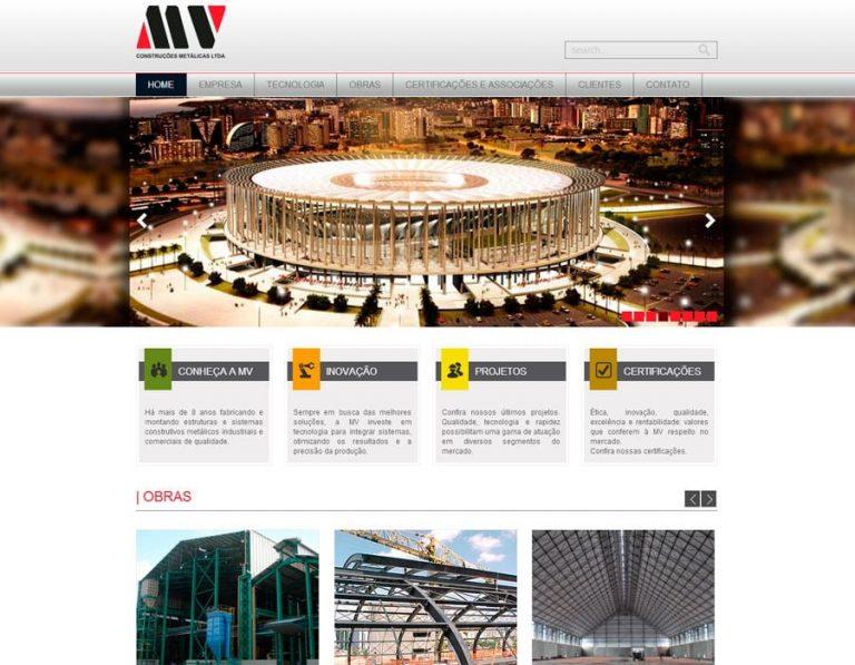 MV Construções Metálicas