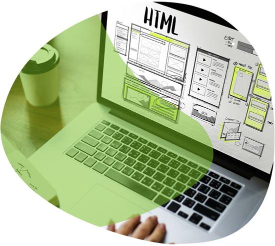 web design and development company main image